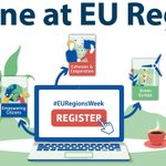 It's been proven by @Bruegel_org that regions that cooperate grow faster. Join our session with them at the #EURegionsWeek to hear how https://t.co/VvhUv76cMc was used to find this correlation. Registration is open until 27 September. https://t.co/M288QJyVmz