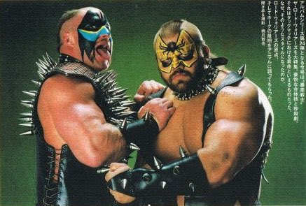 """I've often been asked ...   """"Who is the greatest Tag Team of All Time?""""  The answer has always been the same.  Rest in Power brother. 💪🏽  My sincere condolences to family, friends and fans of Animal all around the world.   #RIPAnimal https://t.co/hQ2Av7xw1X"""