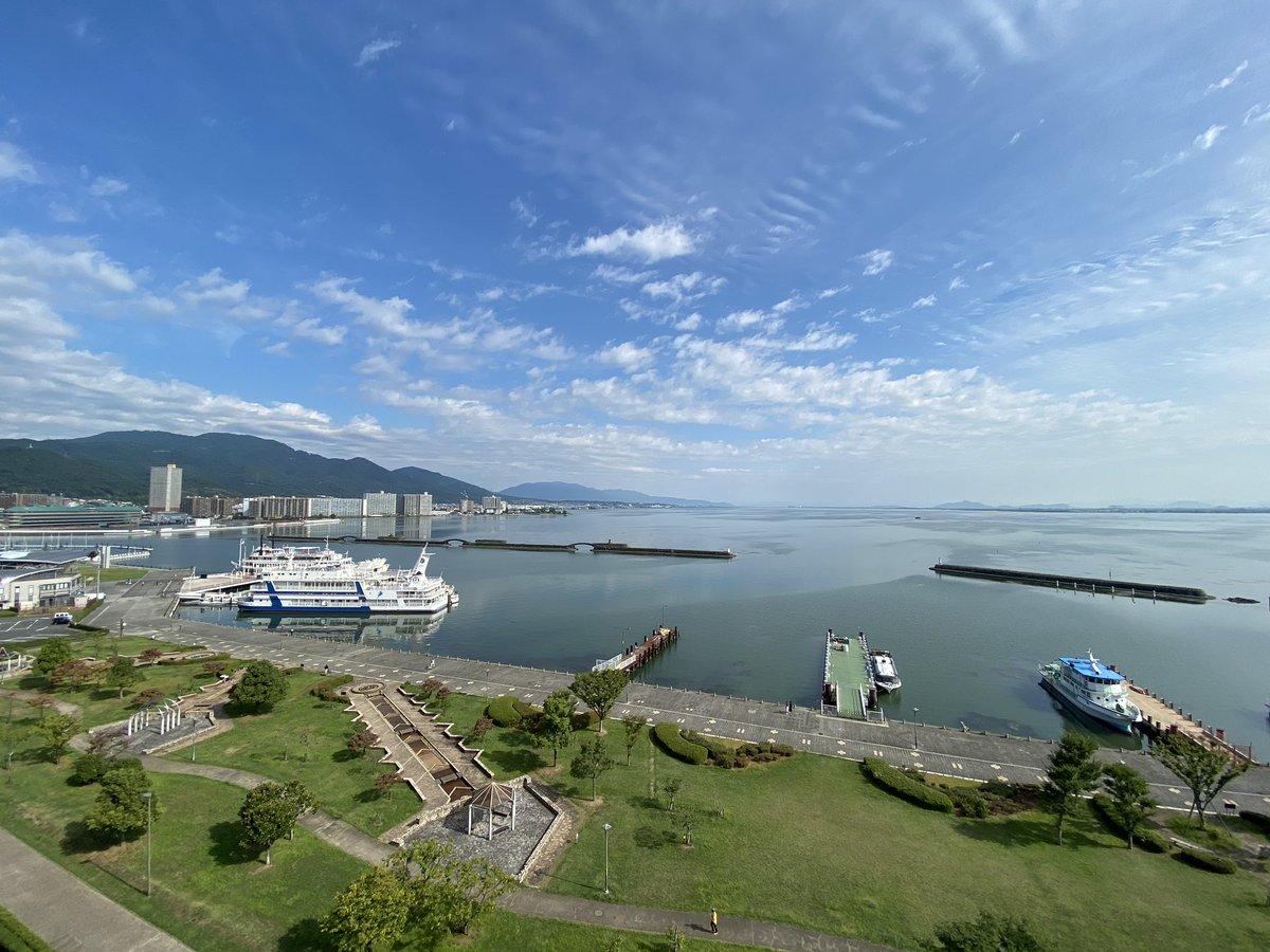 ホテル 琵琶湖