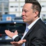 Image for the Tweet beginning: Tesla stock gets a shock