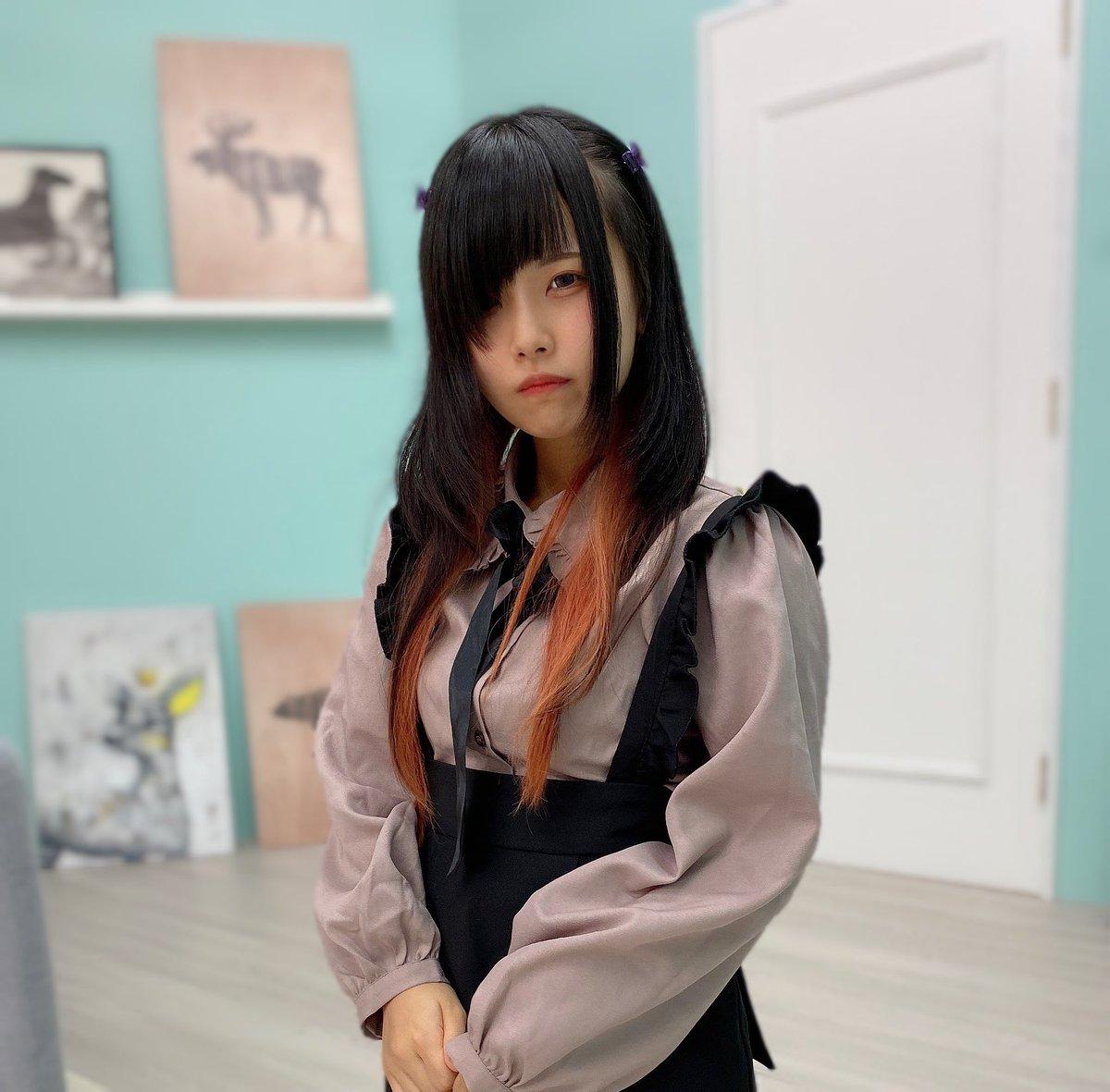 表情のON OFFが魅力の一つですっ撮影会というイベントからでもTwitterみてでもライブでたまたまからでもきっかけはなんでも!@33studio_mimi 9月某日model: #月暗えぬ  @ntsukikura#ジキルxハイド  @nagoya_jh#アイドル #名古屋ジキハイ#つきくらのえぬた #撮影会#ポートレート #portrait