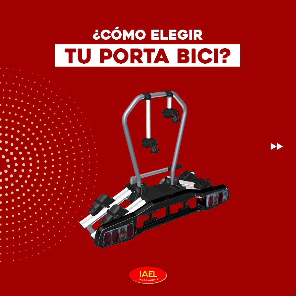 ☀️ Se viene el #verano y podés disfrutar de andar en 🚴#bici ¿Sabés cómo elegir el ideal para tu bici y tu auto? 😉 #IAEL #Albocar #SoloEnAlbocar #AccesoriosAutomotrices #Automotriz #Autopartes #Auto #IAELAccesorios https://t.co/w4QalpDIv8