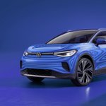 Image for the Tweet beginning: Watch the 2021 Volkswagen ID.4