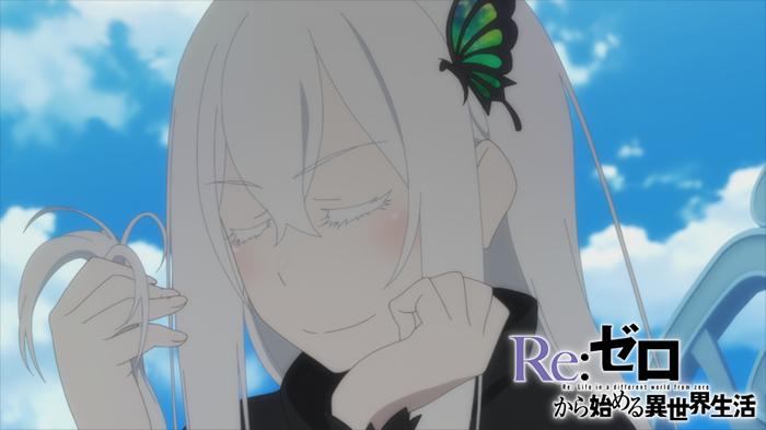 まもなく23:00からABEMA、dアニメストアで37話の地上波先行配信が始まりますよ。お茶をしながら見ようじゃないか☕🤢💻ABEMA ▼この後の放送📺23:30 TOKYO MX📺25:00 BS11#rezero #リゼロ