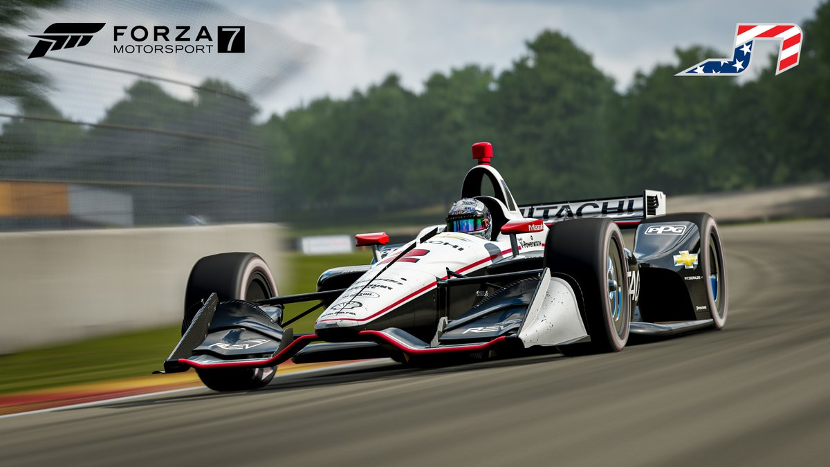 .@ForzaMotorsport players, have you beat @JosefNewgarden's (JNRACERTPX2) time yet in the Rivals Challenge?  Don't forget you can grab an exclusive livery by beating his time this week.   Details: https://t.co/8PT4HDcKr2  #TeamJNBountyHunter https://t.co/13gik3Hgbu