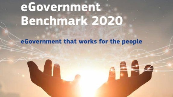 """#eGov benchmark 2020: eGovernment in Europe creates a """"virtuous circle"""": public administrations develop better digital services because user demand is high; and digital users increase because they can use more easy government services online ▶️ https://t.co/8xhONIMTEC https://t.co/B1gU8DfuAn"""