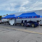 All set up and ready to go at @VIRNow!