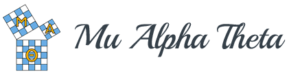 Mu Alpha Theta is currently accepting applications for membership.  Applications may be found at the https://t.co/ol5kWlfV05. Mu Alpha Theta is the National High School and Two-Year College Mathematics Honor Society. https://t.co/ZphXf7opyh