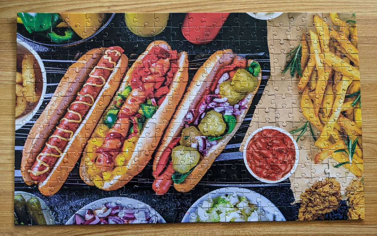 Hot Dog Station #jigsawpuzzles #puzzles #hotdogs https://t.co/ECtSOPgT9s