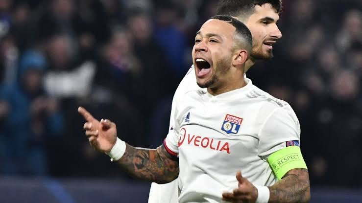 """🎙@fabrizioRomano on here we go podcast: """"Depay 🇳🇱 has agreed personal terms with Barcelona, they are gonna make the 1st bid now after they have sold players. The bid will be 25m euros, theybare targeting him as a new striker"""" 🔴🔵 #FCB #OL #Depay https://t.co/cZI10Vx3eZ"""