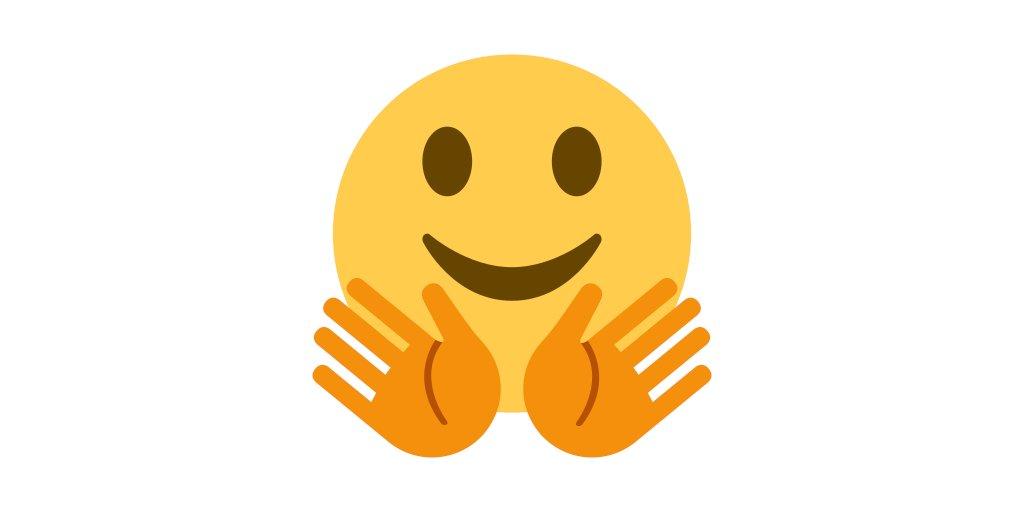 🤗 (Hugs) + 😶 (No mouth) =  #Emoji #CaptionThis https://t.co/g7JS5bDkan https://t.co/9VBk3WCuHl