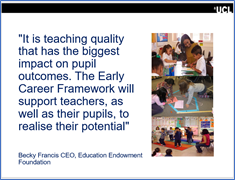 Gearing up for today's training for facilitators on our #UCLConsortium_ECF programme, and recalling this quote from @BeckyFrancis7 https://t.co/SwKVnoAxfw