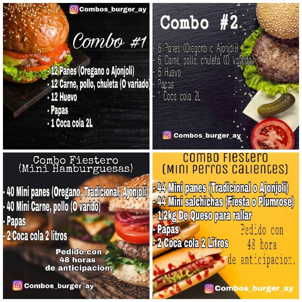 #23Sept | Publica y Aumenta tus Ventas con A☀️R | Llegaron los mejores combos, productos frescos y de la mejor calidad: Hamburguesas, mini hamburguesas y mini perros calientes. Teléfonos: 04241729184/ 04126186497 #Venezuela #emprendedores #emprendedor Venezolanos https://t.co/3wH8hRXmaC