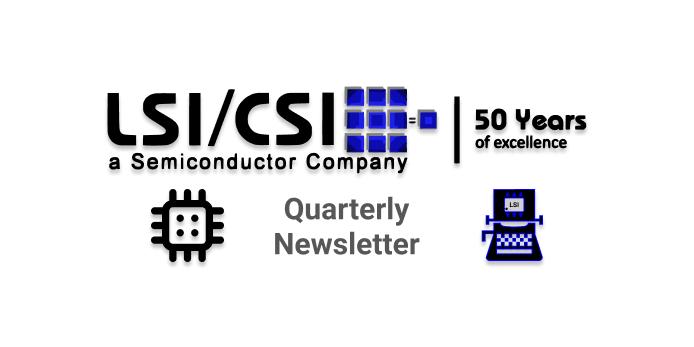 LSI/CSI - Q3 Newsletter #semiconductor #integratedcircuit #asic #engineering   https://t.co/jS6BrcRRN9 https://t.co/EqMIJfjAKK