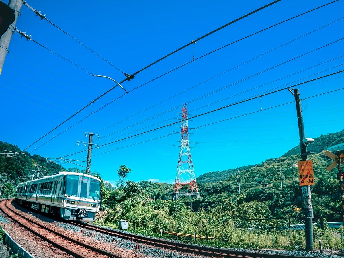 疾走する大和路快速  #trainphotography #jrwest #railway #railwayphotography #trainstagram #railways_ig #α6300 #sony  #ファインダー越しの私の世界 #キリトリセカイ #関西カメラ部  #yamatojiline #yamatojirapid #221系 https://t.co/3qhnkqLIdZ https://t.co/PGccDwHriu