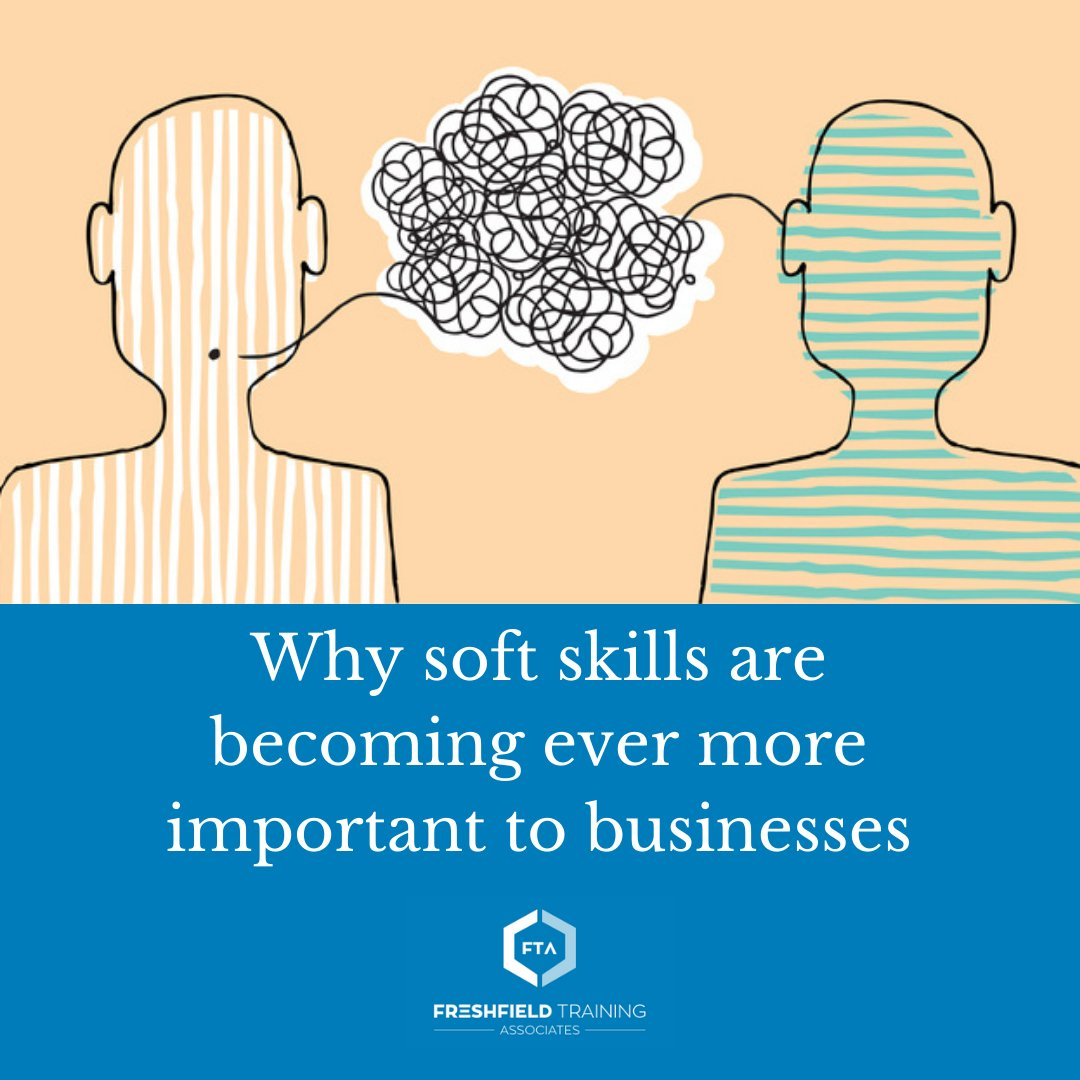 Interpersonal skills, empathy and resilience are strongly desired by employers as they look towards business recovery. Riccarda Zezza discusses how these 'soft' skills can be developed in every day life.  Read more: https://t.co/s5IlYfbzIa  #softskills https://t.co/TuVWpXDVLy