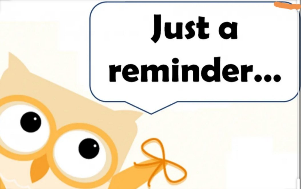 Reminder:   Dear Parents / Carers:  A reminder that as per our school calendar, Monday 28th September is a Staff Day (students are not required to be in school).   Our School Calendar is available on our school website and our school app 🤗  Thank you 🤗 https://t.co/T603WWjCnL