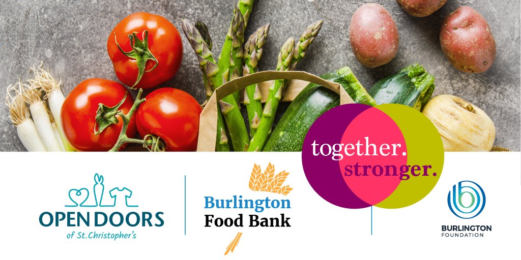 With heartfelt thanks to our generous donors, we're happy to say our Pandemic Response Fund grant to @BurlFoodBank & @OpenDoorsBurl is helping make pounds😊of impact on #BurlON community members experiencing food insecurity. Check it out: https://t.co/U2ZqiTr7LA @ColleenBurlFDN https://t.co/GxXZpEJfSj