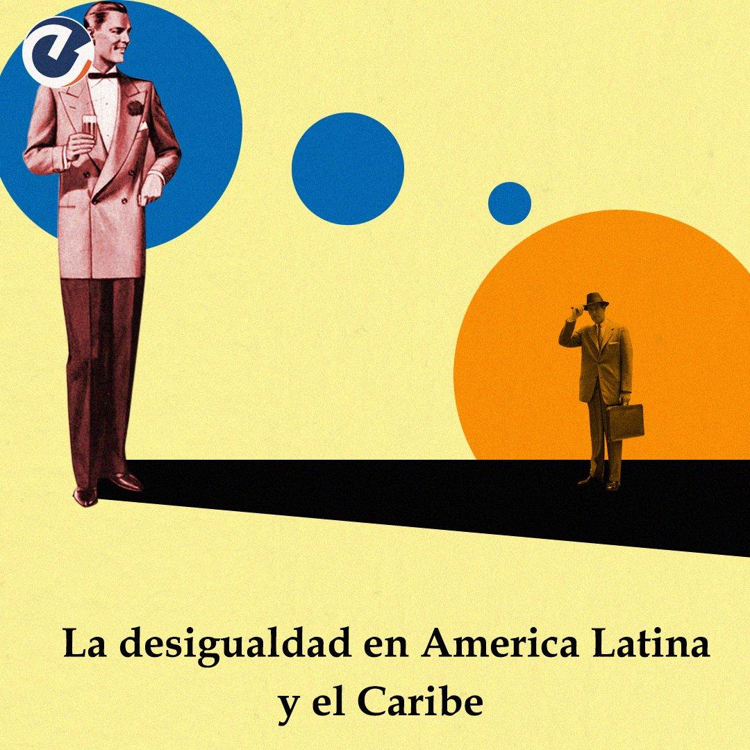 #ElDato La desigualdad en América Latina y el Caribe. https://t.co/lvo4OMhbKO https://t.co/TLEpwheqzq