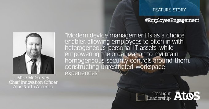 Modern device management is not only key to collaboration – it's a choice enabler!...