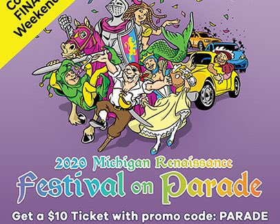 """The Michigan Renaissance Festival is hosting the first-ever drive-through """"Festival on Parade,"""" this year due to the pandemic.   Read the full story here!⬇️ https://t.co/XbkHKmbXTW  #lansingcommunitycollege #lcc #michiganrenaissancefestival #foodparade #studentnews https://t.co/oCd0qAyd1x"""