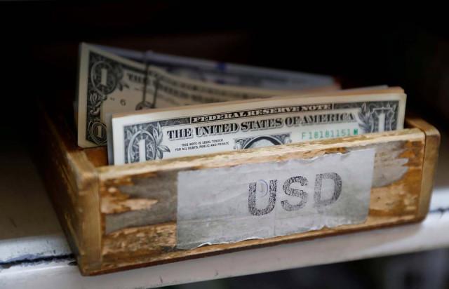 #AsiLoDijo @aroliveros:En estas semanas aumentará la demanda diaria de divisas en 25% https://t.co/SNz8VLAmJ7 (Vía @descifradocom) https://t.co/CSnaKOqOET