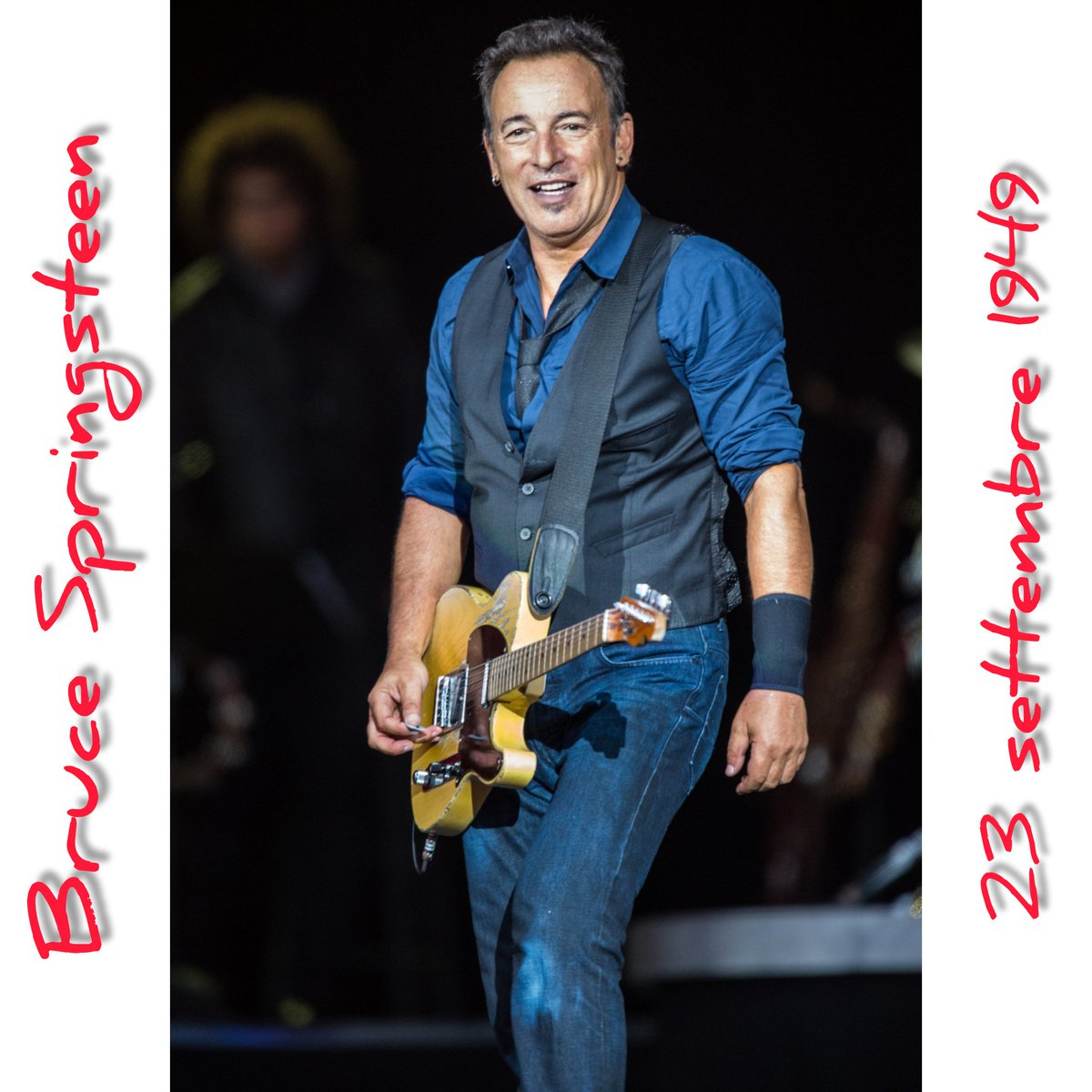 #brucespringsteen