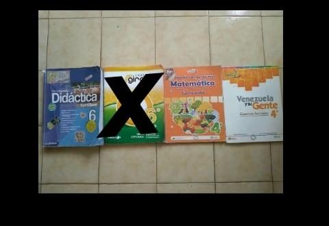Se venden libros de primaria usados pero en buen estado. #libros #clases #primaria @traffiCARACAS https://t.co/23Sf8V3D3c
