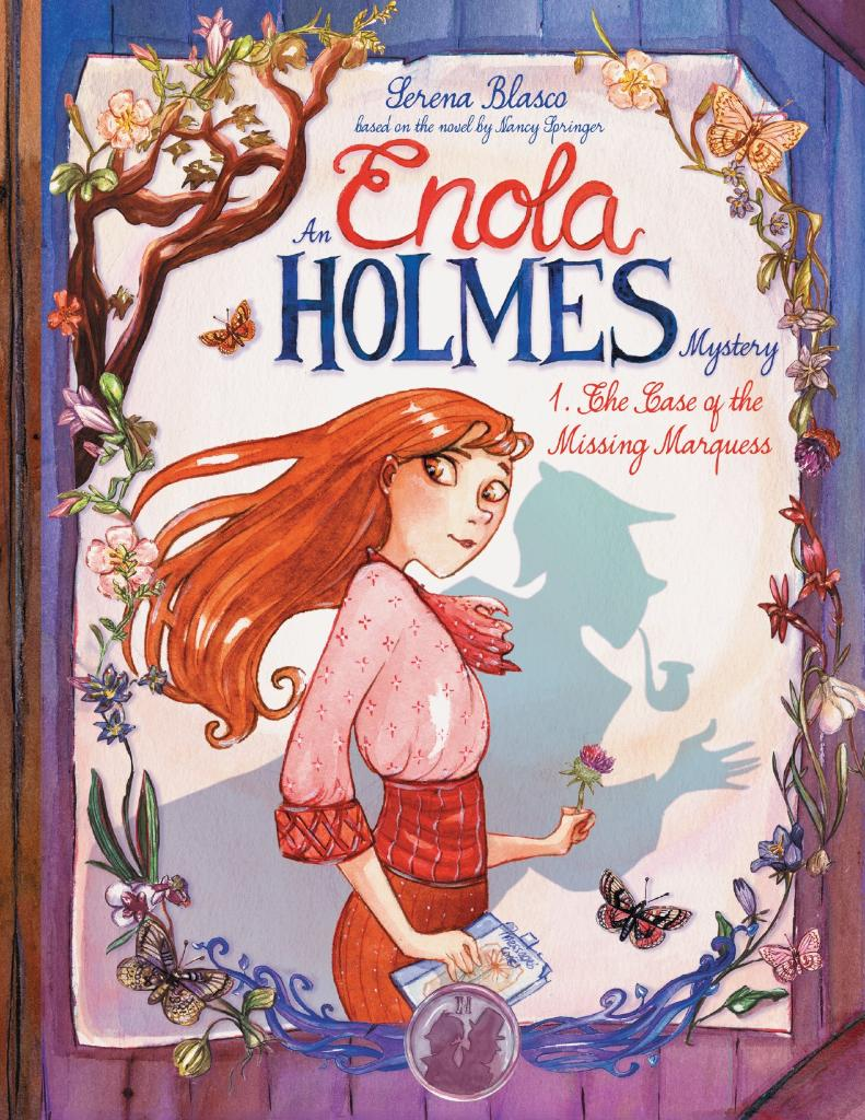Raised by her mother on the family's country manor, Enola wakes on her 14th birthday to discover that her mother has disappeared, leaving only a collection of flowers and a coded message book! https://t.co/vvo4Xhiavf  By: #SerenaBlasco https://t.co/Zgg2HdwO3I