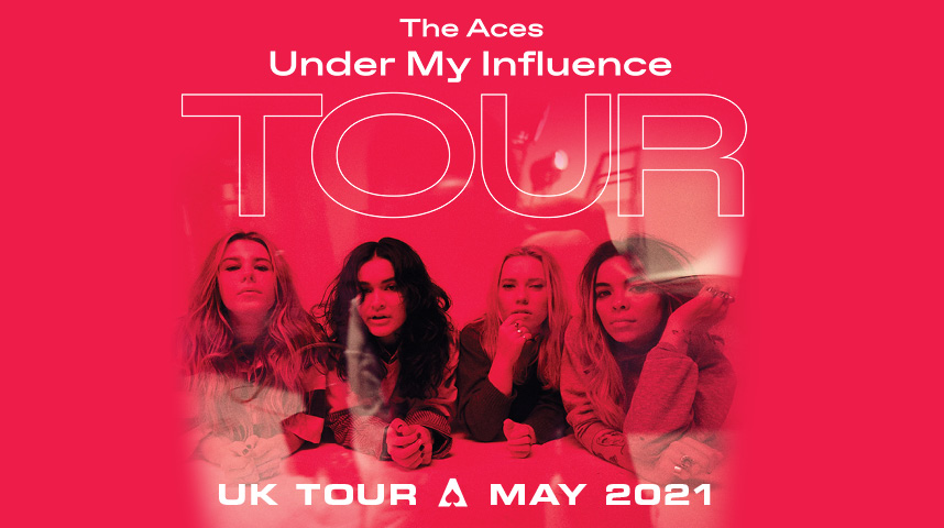 American alternative pop band The Aces @theacesofficial have announced they will tour the UK in May 2021. This follows the release of their new album 'Under My Influence' this summer. See them in #Birmingham #Bristol #London #Leeds #Glasgow & more  🔗https://t.co/ffAEqwYbd3 https://t.co/br1D24Ddgv