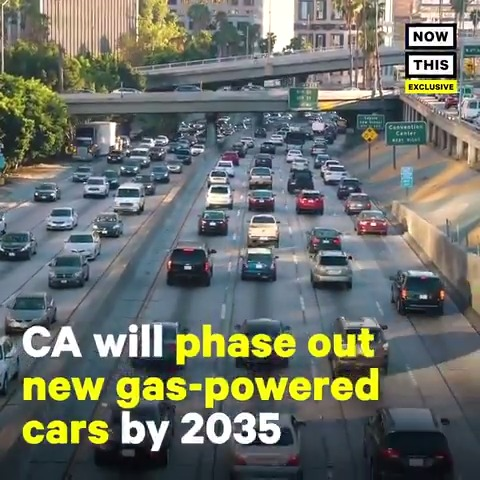 Image for the Tweet beginning: EXCLUSIVE: California will completely phase