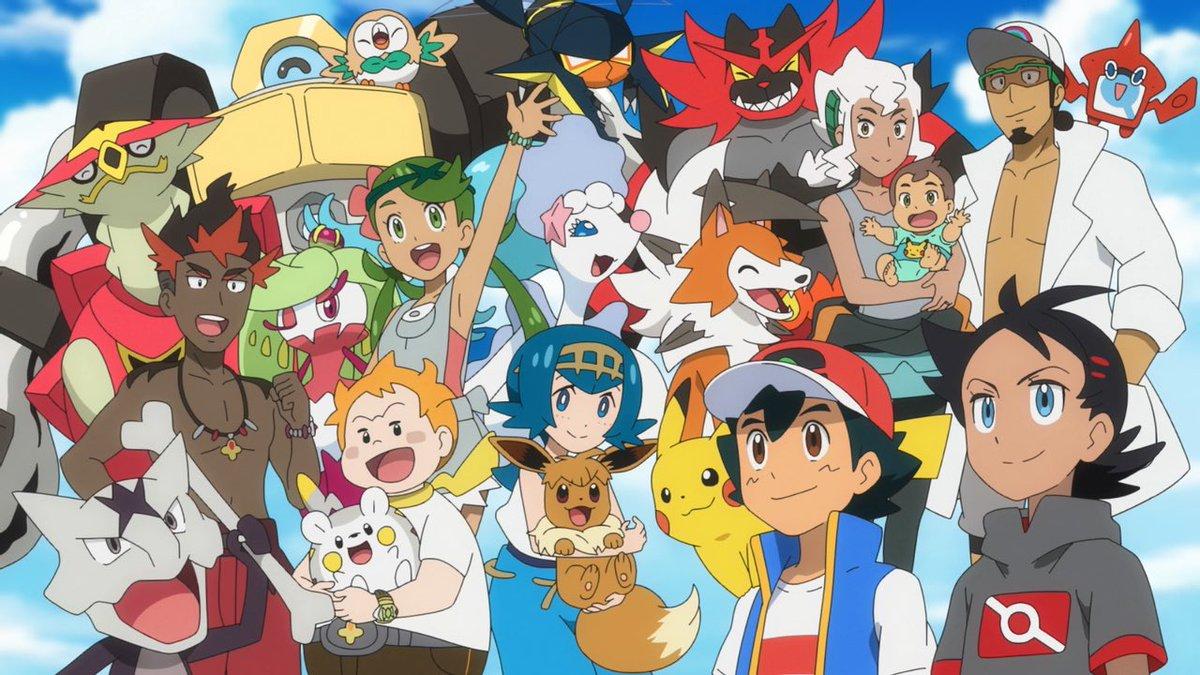 Pokémon Fansub on Twitter: