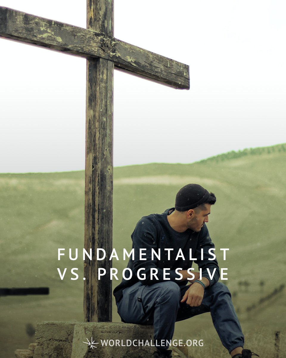 Fundamentalist vs. Progressive Christians | Some believers argue that we should withdraw from popular culture while others think we should adjust our tenets to the modern ethos, but who is right?  #WCStories #Blog  https://t.co/lUdc4GGfdE https://t.co/6ggVIKG3QP