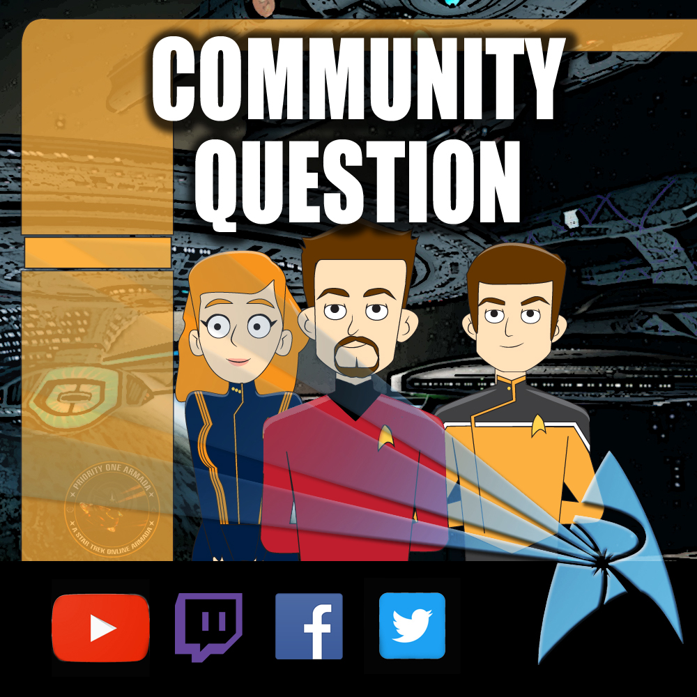 Incoming Message: This week #PriorityOne #Podcast ask you: How do you feel about Noah Hawley's #StarTrek Film? Do you like the idea of moving away from #Kirk and #Picard? Do you think Federation Ideals should need to 'be saved'? Comment below & listen the next episode https://t.co/reoemjgHTh