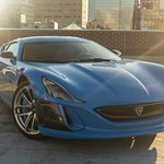 Image for the Tweet beginning: This still-new 1,224-horsepower Rimac Concept_One