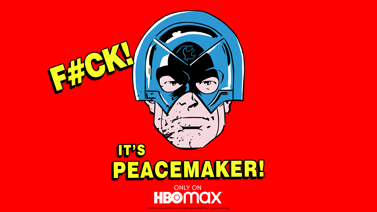 Im over-the-moon excited to be working on #PEACEMAKER with my pals @JohnCena & #TheSuicideSquad producer Peter Safran on this new @hbomax original series from @warnerbrostv @DCComics