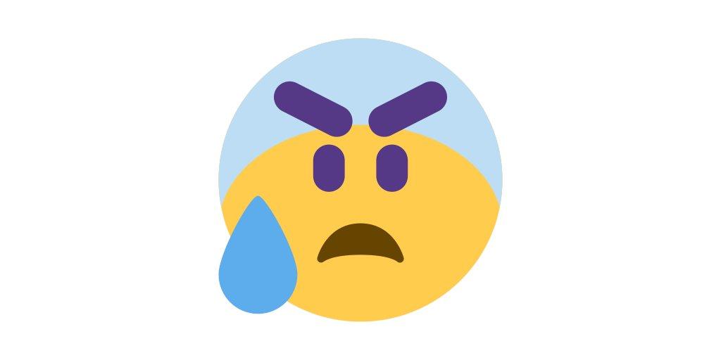 😰 (Cold sweat) + 👿 (Imp) =  #Emoji #CaptionThis https://t.co/ZpUbxl3qsJ https://t.co/BBtpokzNUW
