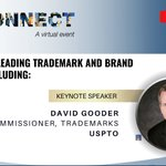 Image for the Tweet beginning: USPTO Commissioner for Trademarks David