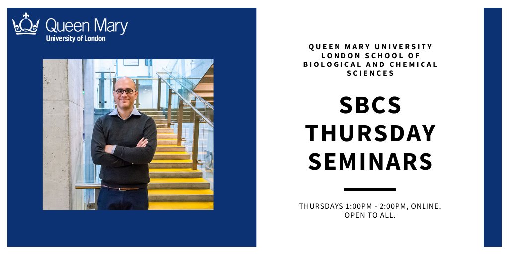 """Tomorrow at 1-2pm Alejandro Burga (@arburga), Group Leader at @IMBA_Vienna will be the first speaker of the new SBCS #seminar season. He will give a Zoom webinar titled:  """"Selfish toxin-antidote elements: from #gene drive to #speciation""""   Join via Zoom:  https://t.co/KT0Gkyji5e https://t.co/xVlHb2Iy6V"""