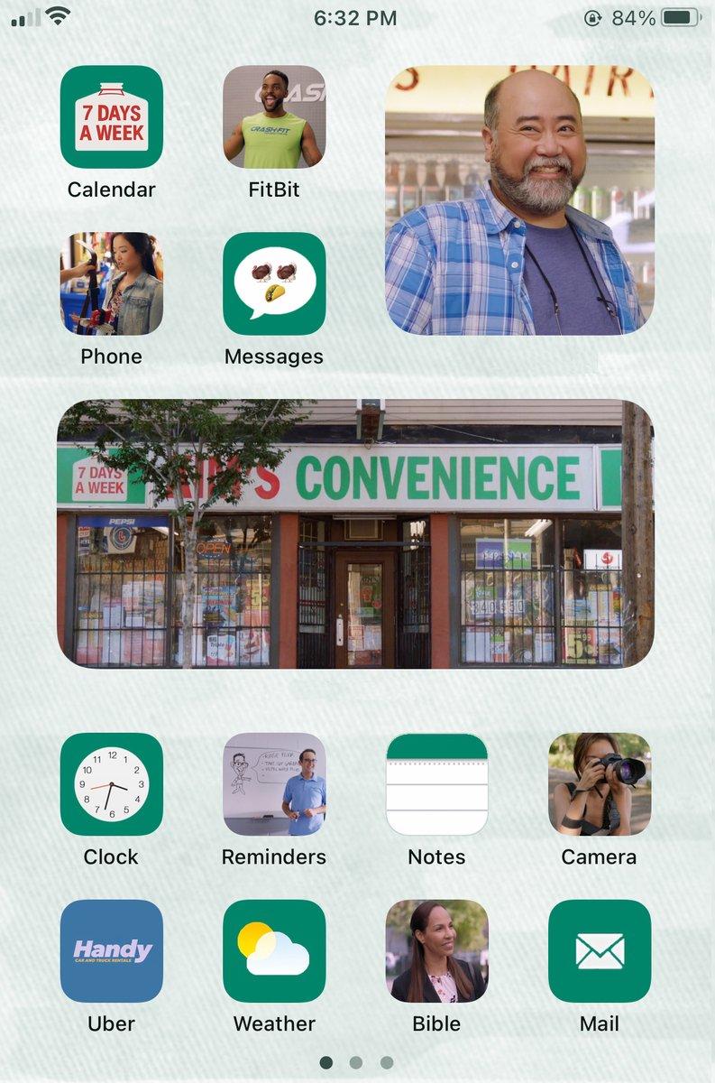 BRB, designing my dream phone 😌 #iOS14homescreen