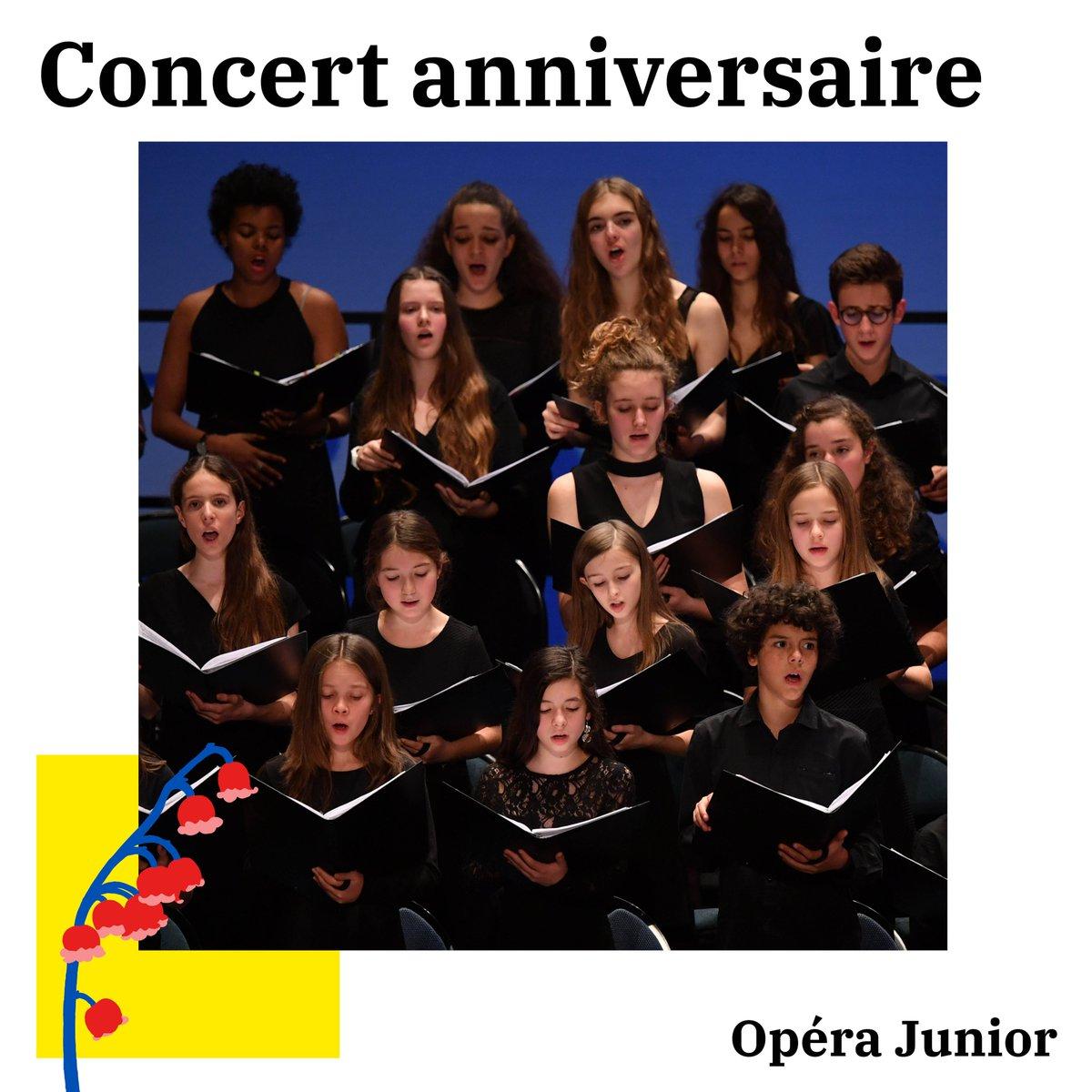 🎂Serez-vous dans la salle de l'Opéra Berlioz #Montpellier dimanche pour souhaiter un joyeux 30ème #anniversaire au chœur Opéra Junior ? Nos 149 jeunes chanteurs comptent sur vous ! 📅 Dim 27 sep à 17h 🎟️ Tarif unique 10€ : https://t.co/5UfBaKJNAi @vchevalier @PILLEMENT https://t.co/88Mic6ONQ4