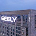 Image for the Tweet beginning: Geely's new EV platform will