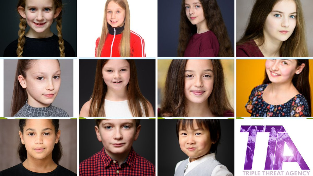 Some of our amazing clients #childrenintheatre #northwestagency #singing #dancing #acting https://t.co/9NCpxfJVg4