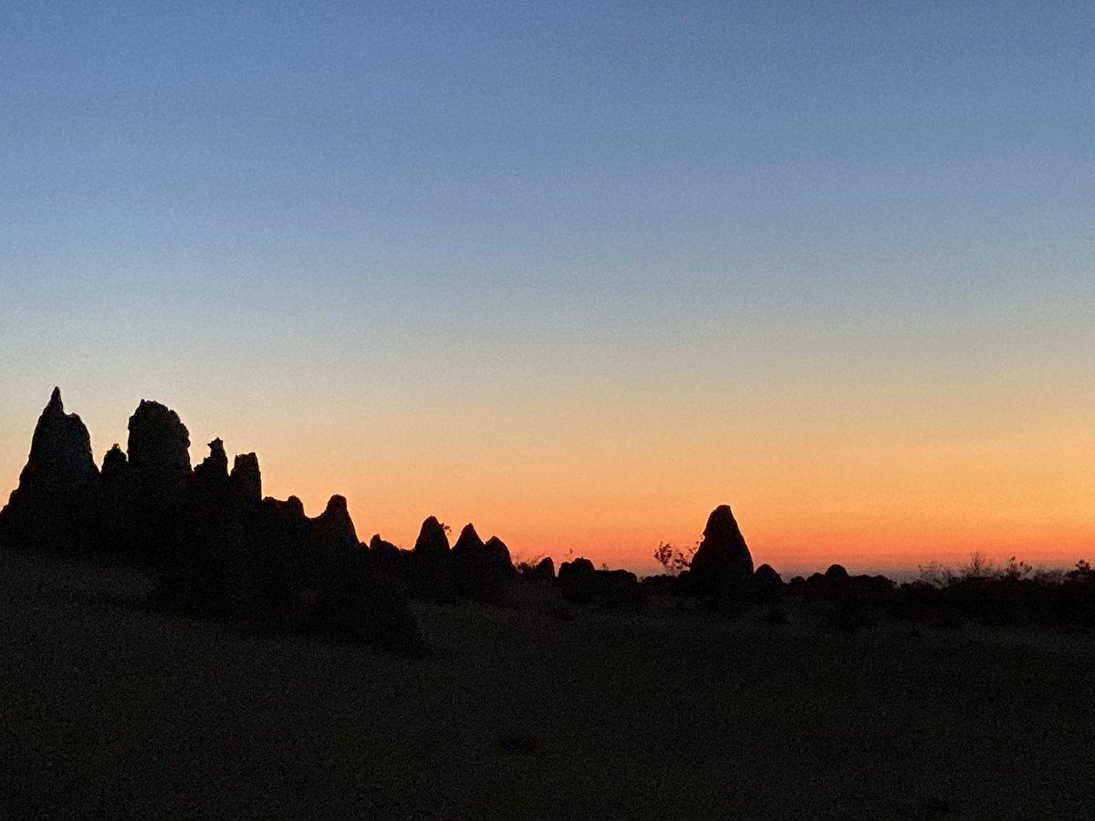 Delightful day exploring our stunning states treasures #Pinnacles #JustanotherdayinWA https://t.co/68yn9DNagv