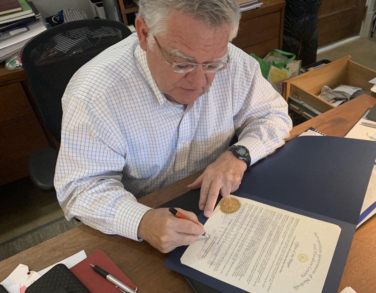 Mayor Cooper Declares September 23 As Roman Josi Day