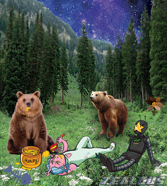( ◞・౪・) Don't worry about us ... we're just ready to sleep away the upcoming months ... ( ・౪・◞) #bears #bearsfan #Zealous #adventures #forest #honey #alien #robot #Hibernate #hibernation #hibernating #humpdaywednesday https://t.co/40qUrKjGIT https://t.co/Ka65azZBup