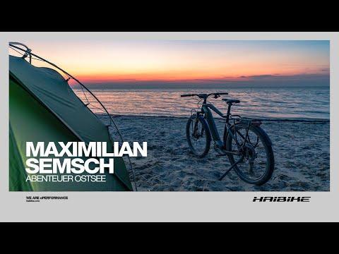 Maximilian Semsch - Abenteuer Ostsee https://t.co/D6NGeiDw8R #ebike #ElectricBike https://t.co/Hl2DUU6xGi