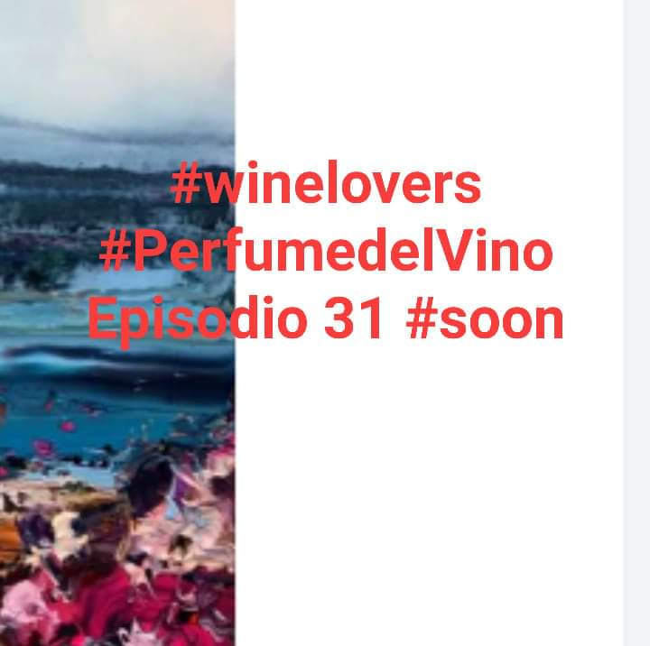 #winelovers #PerfumedelVino #soon Episodio 31 https://t.co/xgu1m9G7ge