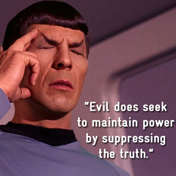 Wednesday Wisdom. 🖖 #roddenberry #startrek #WednesdayMotivation