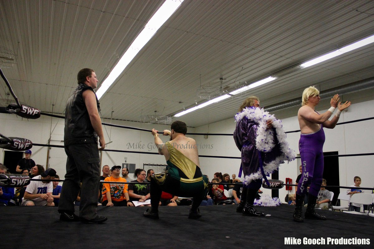 """""""The Bad Guys""""  by #MikeGoochProductions  #photography #FollowThisPhotoGuy #wrestling #indywrestling #SHARETHISPOST #WrestlingCommunity #WrestlingWednesday #WrestlingTwitter #WRESTLINGFOREVER #photooftheday #WWE #WWERaw  #NXT #WWEThunderDome #PHOTOS #WrestleMania #heels #wrestler https://t.co/R7no2tU8vr"""
